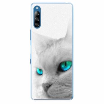 Plastové pouzdro iSaprio - Cats Eyes - Sony Xperia L4