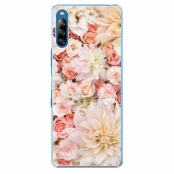 Plastové pouzdro iSaprio - Flower Pattern 06 - Sony Xperia L4