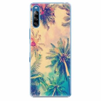 Plastové pouzdro iSaprio - Palm Beach - Sony Xperia L4