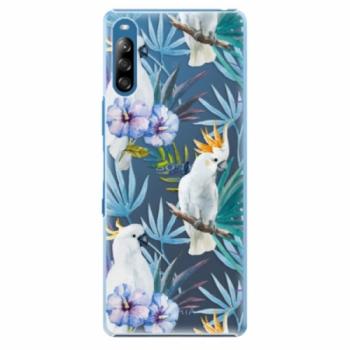 Plastové pouzdro iSaprio - Parrot Pattern 01 - Sony Xperia L4