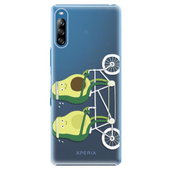 Plastové pouzdro iSaprio - Avocado - Sony Xperia L4