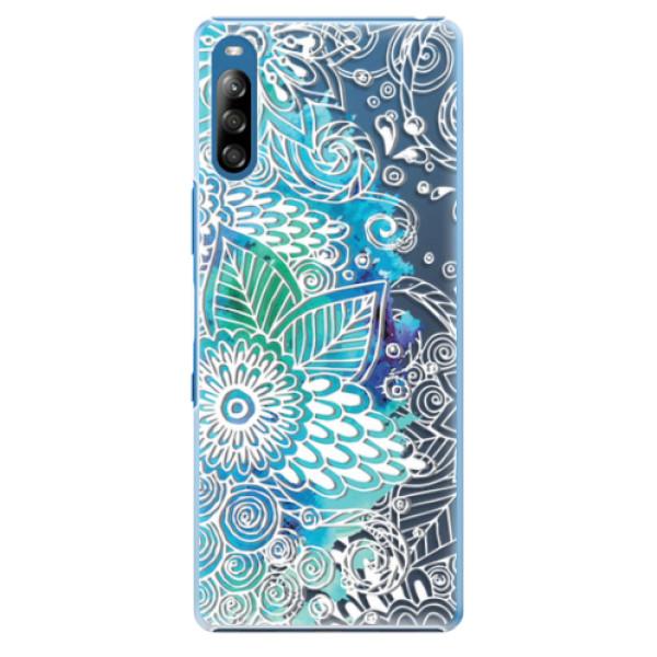 Plastové pouzdro iSaprio - Lace 03 - Sony Xperia L4