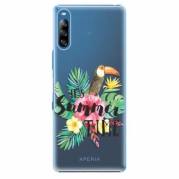 Plastové pouzdro iSaprio - Summer Time - Sony Xperia L4