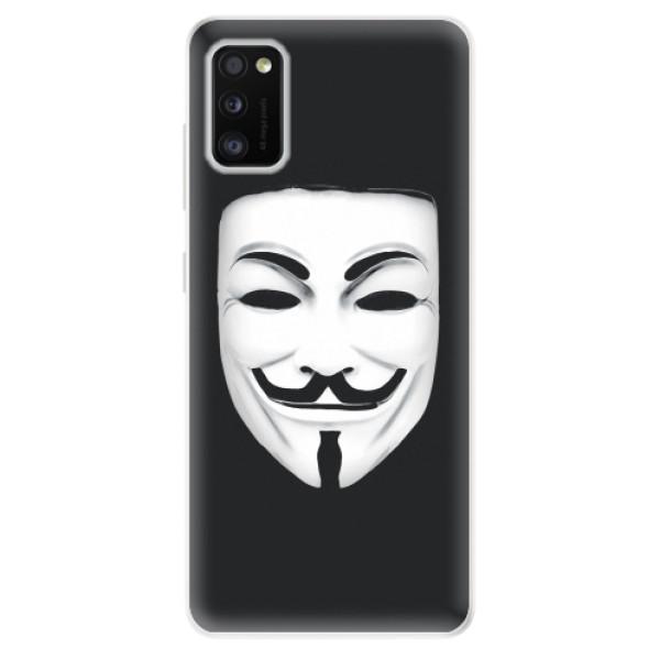 Odolné silikonové pouzdro iSaprio - Vendeta - Samsung Galaxy A41