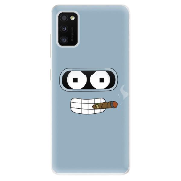 Odolné silikonové pouzdro iSaprio - Bender - Samsung Galaxy A41