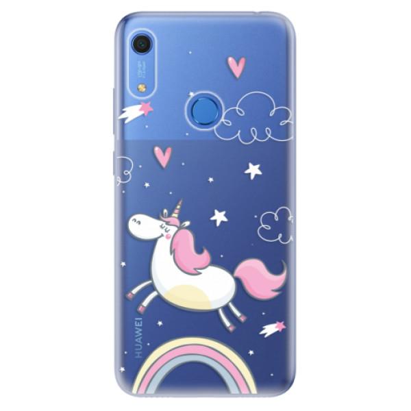 Odolné silikonové pouzdro iSaprio - Unicorn 01 - Huawei Y6s