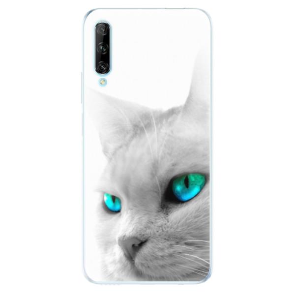 Odolné silikonové pouzdro iSaprio - Cats Eyes - Huawei P Smart Pro