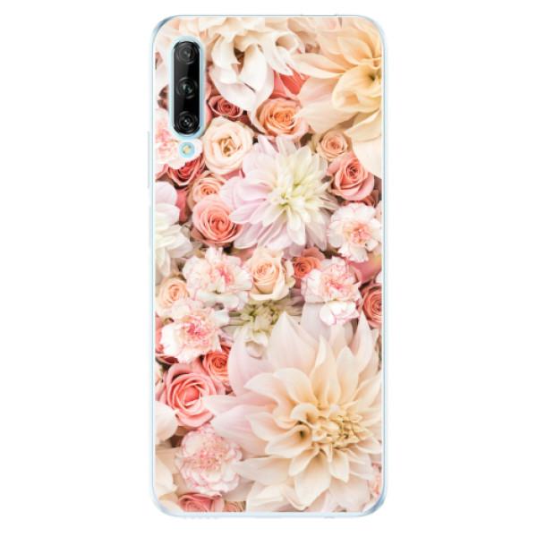 Odolné silikonové pouzdro iSaprio - Flower Pattern 06 - Huawei P Smart Pro