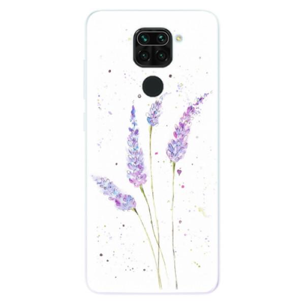 Odolné silikonové pouzdro iSaprio - Lavender - Xiaomi Redmi Note 9