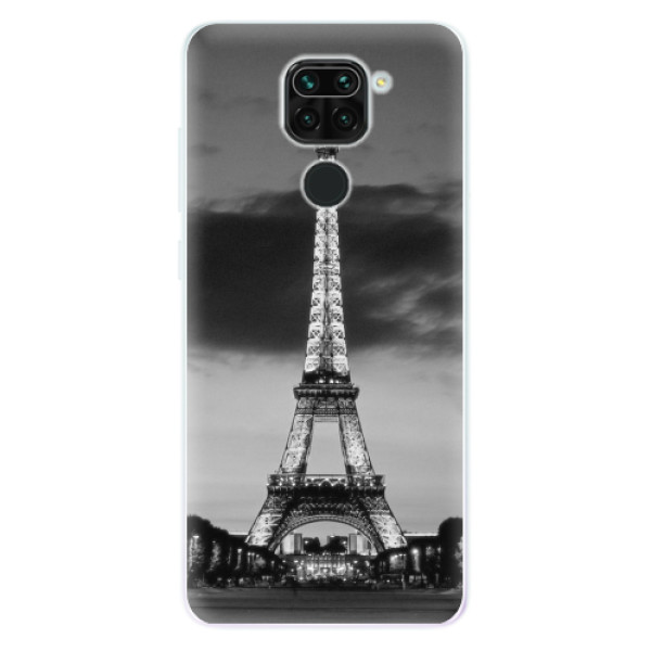 Odolné silikonové pouzdro iSaprio - Midnight in Paris - Xiaomi Redmi Note 9