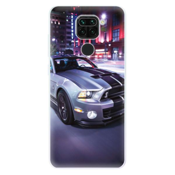Odolné silikonové pouzdro iSaprio - Mustang - Xiaomi Redmi Note 9