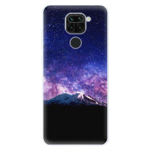 Odolné silikonové pouzdro iSaprio - Milky Way - Xiaomi Redmi Note 9