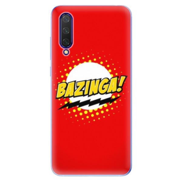 Odolné silikonové pouzdro iSaprio - Bazinga 01 - Xiaomi Mi 9 Lite