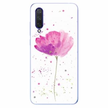 Odolné silikonové pouzdro iSaprio - Poppies - Xiaomi Mi 9 Lite