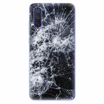 Odolné silikonové pouzdro iSaprio - Cracked - Xiaomi Mi 9 Lite