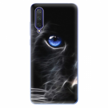 Odolné silikonové pouzdro iSaprio - Black Puma - Xiaomi Mi 9 Lite