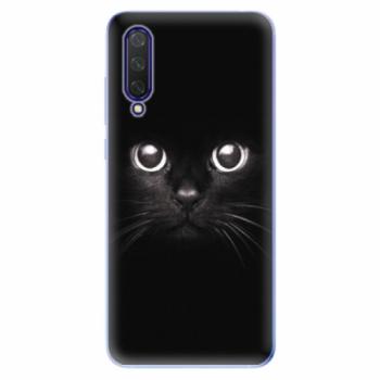 Odolné silikonové pouzdro iSaprio - Black Cat - Xiaomi Mi 9 Lite