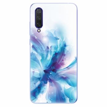 Odolné silikonové pouzdro iSaprio - Abstract Flower - Xiaomi Mi 9 Lite