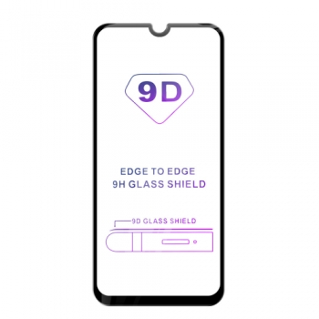 Tvrzené sklo iSaprio 9D BLACK pro Samsung Galaxy M21
