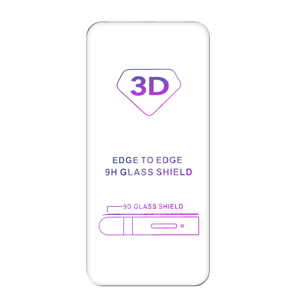 Tvrzené sklo iSaprio 3D BLACK pro Samsung Galaxy S20+
