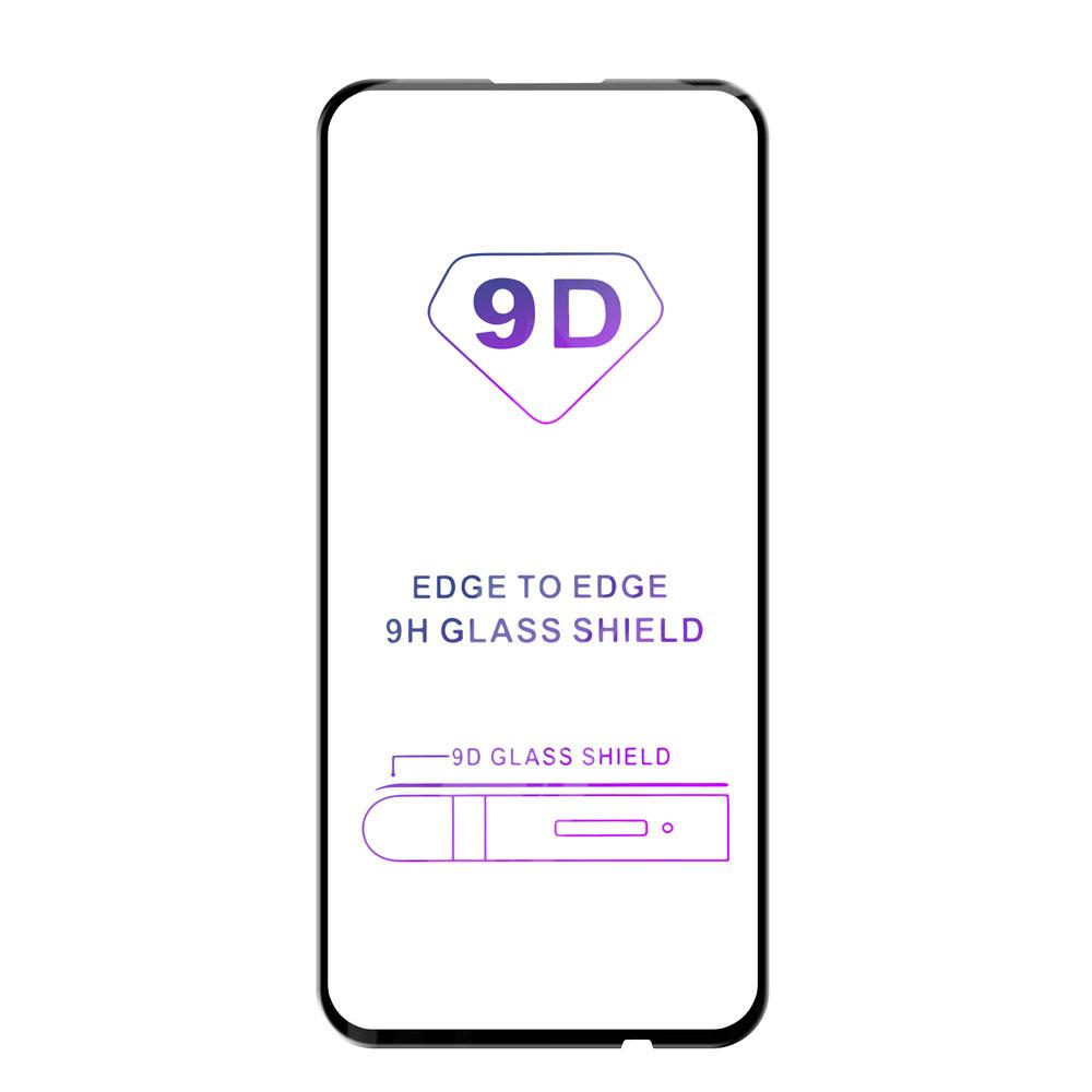 Tvrzené sklo iSaprio 9D BLACK pro Huawei P Smart Pro