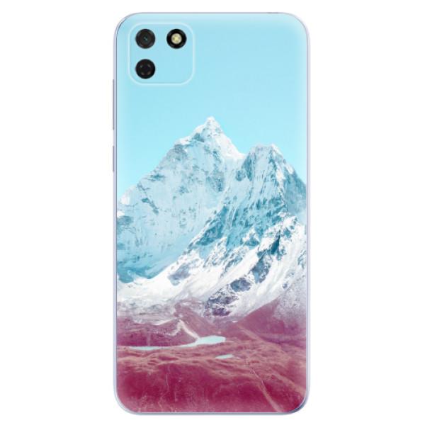 Odolné silikonové pouzdro iSaprio - Highest Mountains 01 - Huawei Y5p