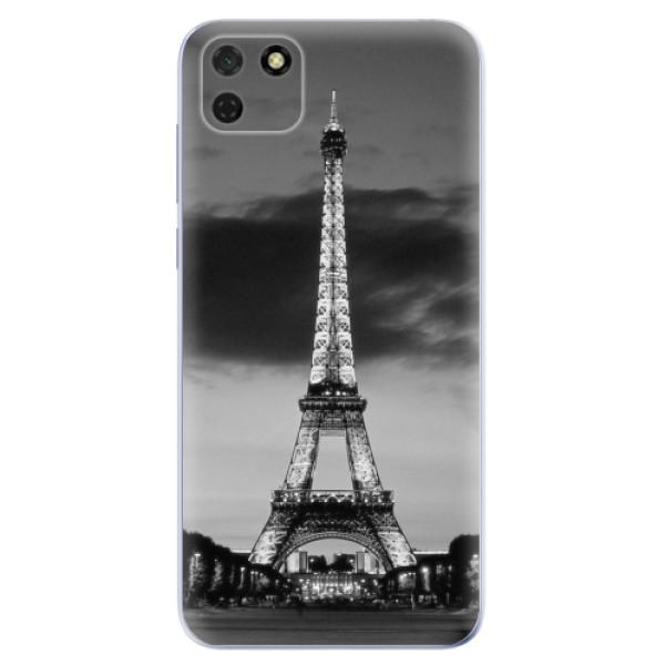 Odolné silikonové pouzdro iSaprio - Midnight in Paris - Huawei Y5p