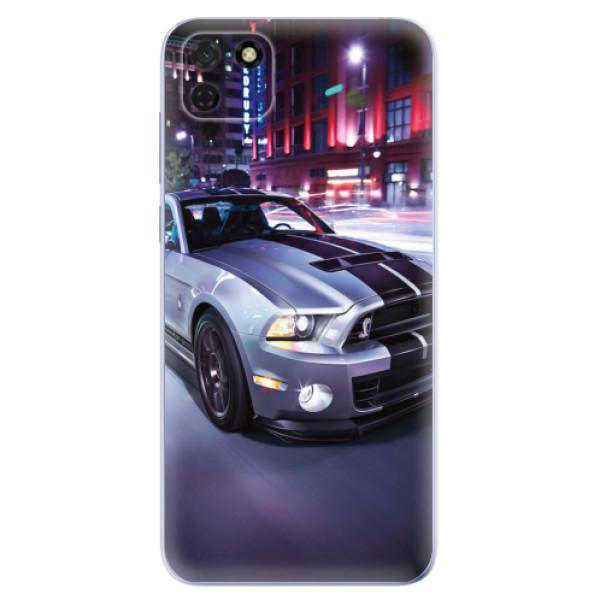 Odolné silikonové pouzdro iSaprio - Mustang - Huawei Y5p
