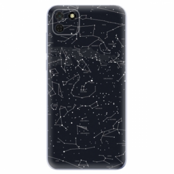 Odolné silikonové pouzdro iSaprio - Night Sky 01 - Huawei Y5p