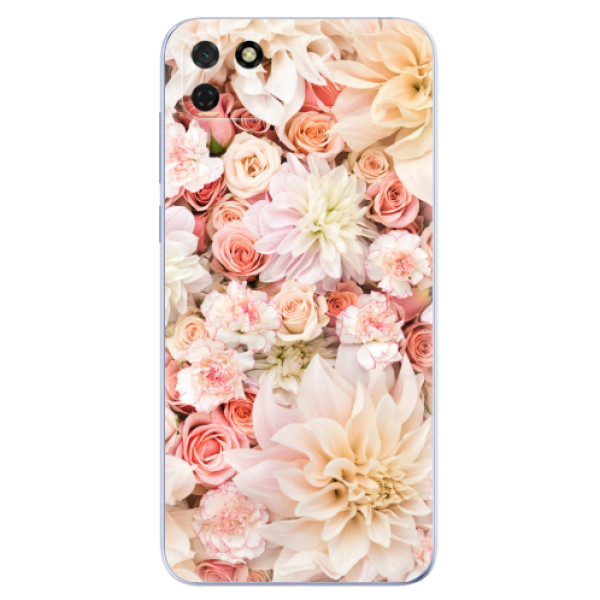 Odolné silikonové pouzdro iSaprio - Flower Pattern 06 - Huawei Y5p