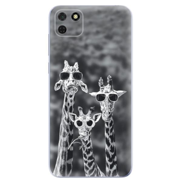 Odolné silikonové pouzdro iSaprio - Sunny Day - Huawei Y5p