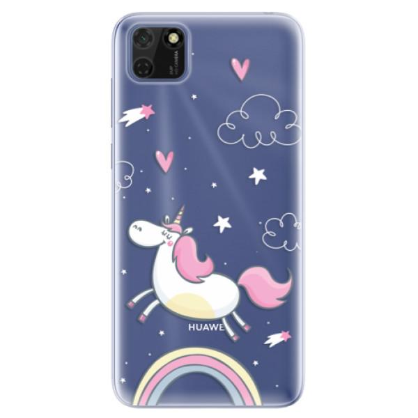 Odolné silikonové pouzdro iSaprio - Unicorn 01 - Huawei Y5p