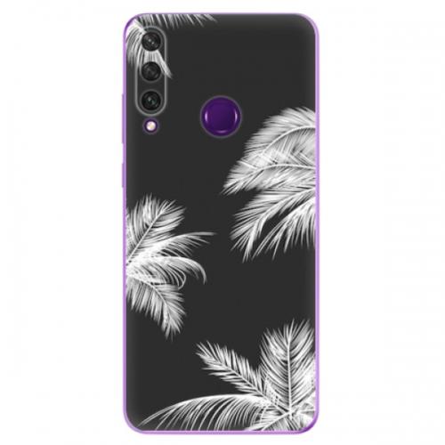 Odolné silikonové pouzdro iSaprio - White Palm - Huawei Y6p