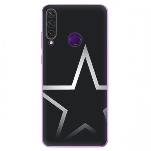 Odolné silikonové pouzdro iSaprio - Star - Huawei Y6p