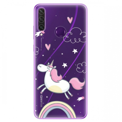 Odolné silikonové pouzdro iSaprio - Unicorn 01 - Huawei Y6p