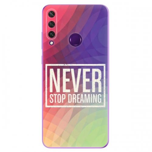 Odolné silikonové pouzdro iSaprio - Dreaming - Huawei Y6p