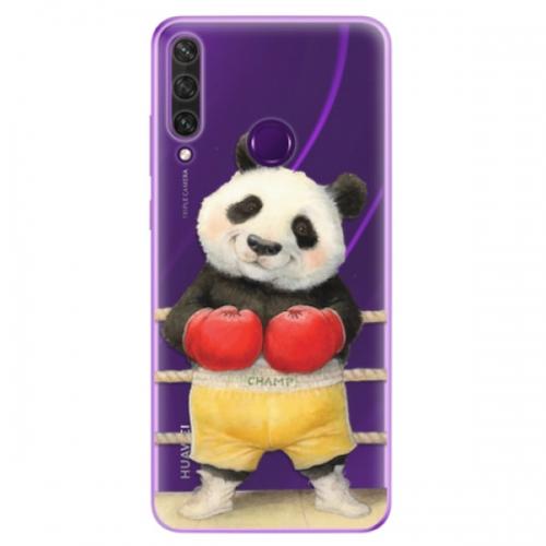 Odolné silikonové pouzdro iSaprio - Champ - Huawei Y6p