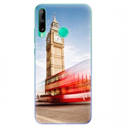 Odolné silikonové pouzdro iSaprio - London 01 - Huawei P40 Lite E