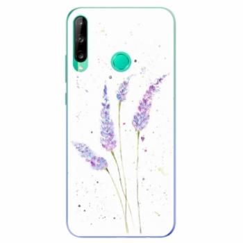Odolné silikonové pouzdro iSaprio - Lavender - Huawei P40 Lite E