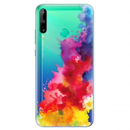 Odolné silikonové pouzdro iSaprio - Color Splash 01 - Huawei P40 Lite E