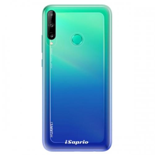 Odolné silikonové pouzdro iSaprio - 4Pure - mléčný bez potisku - Huawei P40 Lite E