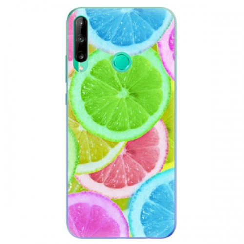 Odolné silikonové pouzdro iSaprio - Lemon 02 - Huawei P40 Lite E