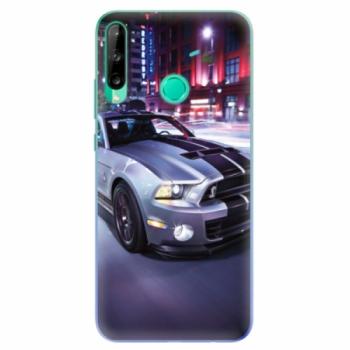 Odolné silikonové pouzdro iSaprio - Mustang - Huawei P40 Lite E