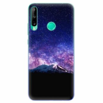 Odolné silikonové pouzdro iSaprio - Milky Way - Huawei P40 Lite E