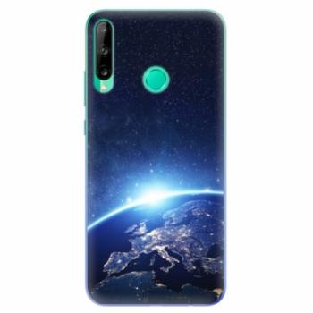 Odolné silikonové pouzdro iSaprio - Earth at Night - Huawei P40 Lite E