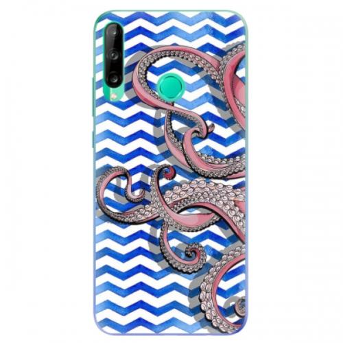 Odolné silikonové pouzdro iSaprio - Octopus - Huawei P40 Lite E