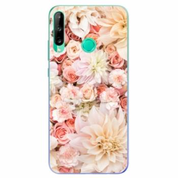 Odolné silikonové pouzdro iSaprio - Flower Pattern 06 - Huawei P40 Lite E