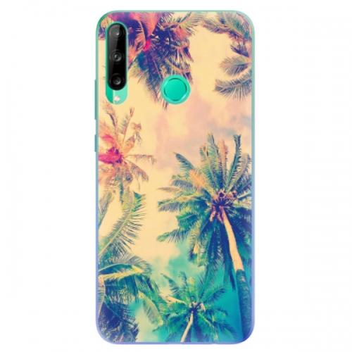 Odolné silikonové pouzdro iSaprio - Palm Beach - Huawei P40 Lite E
