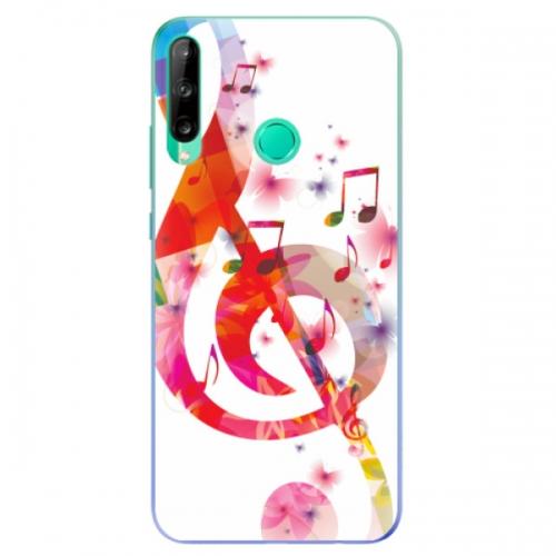 Odolné silikonové pouzdro iSaprio - Love Music - Huawei P40 Lite E