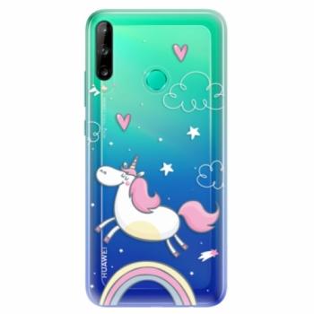 Odolné silikonové pouzdro iSaprio - Unicorn 01 - Huawei P40 Lite E